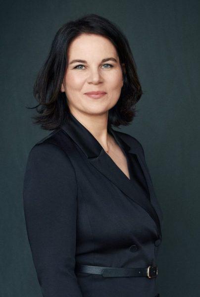 Wir gratulieren Annalena Baerbock